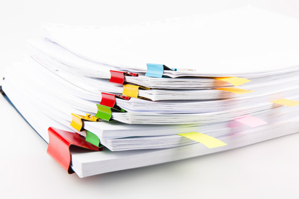 Paper documents